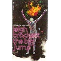 The Big Jump by Leigh Brackett (Book) 1955