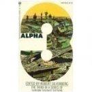 Alpha 3 ed by Robert Silverberg (Book) 1972