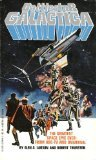 Battlestar Galactica by Glen Larson and Robert Thurston  (Book) 1978