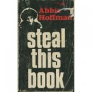 Steal This Book by Abbie Hoffman (Book) 1971
