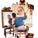 My Adventures As an Illustrator by Norman Rockwell (Book) 1994