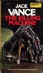 The Killing Machine by Jack Vance (Book) 1964