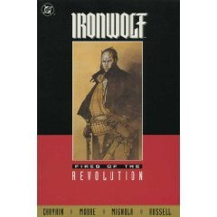 Ironwolf : Fires of the revolution (Graphi Novel) 1992