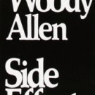 Side Effects by Woody Allen (Book) 1980