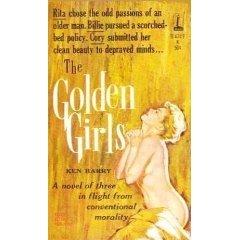 The Golden Girls by Ken Barry (Book) 1962