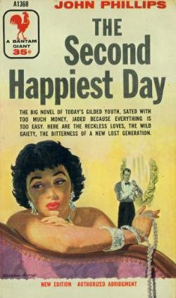 The Second Happiest Day by John Phillips (Book) 1955