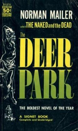 Deer Park by Norman Mailer (Book) 1955