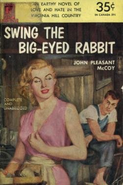 Swing the Big-eyed Rabbit by John Pleasant McCoy (Book) 1953