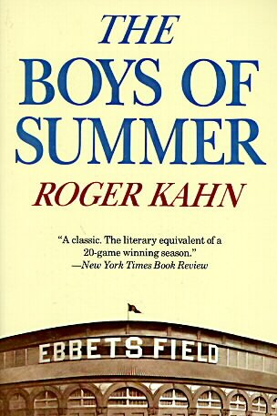 The Boys Of Summer by Roger Kahn (Book) 1971
