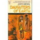 Daughters Of Earth by Judith Merril (Book) 1970