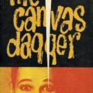 The Canvas Dagger by Helen Reilly (Book) 1958
