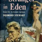 A Stranger In Eden by Desmond Stewart (Book) 1956