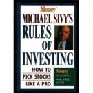 Michael Sivy's Rules of Investing (Book) 1996
