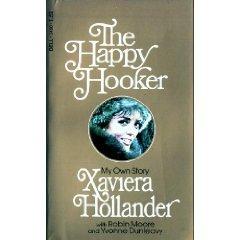 The Happy Hooker by Xaviera Hollander (Book) 1972