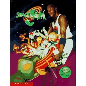 Space Jam Nancy Krulik )Book) 1996