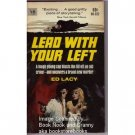 Lead With Your Left by Ed Lacy (Book) 1968