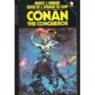Conan the Conqueror by Robert E Howard (Book) 1967