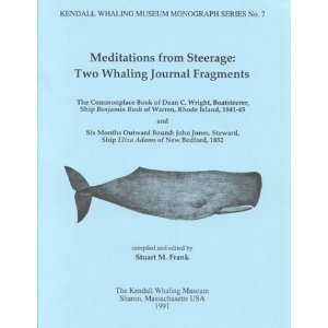 Meditations From Steerage ed Stuart Frank (Book) 1991