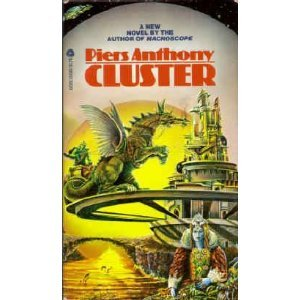 Cluster by Piers Anthony (Book) 1977