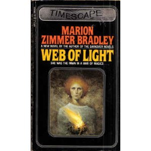 Web Of Light by Marion Zimmer Bradley (Book) 1983