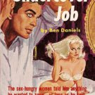 Undercover Job by Ben Daniels (Book) 1963