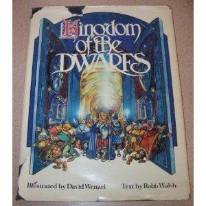 Kingdom Of the Dwarfs by Robb Walsh (Book) 1980 Signed