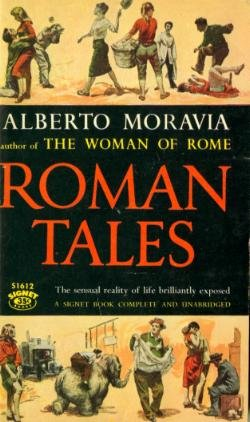 Roman Tales by Alberto Moravia (Book) 1959