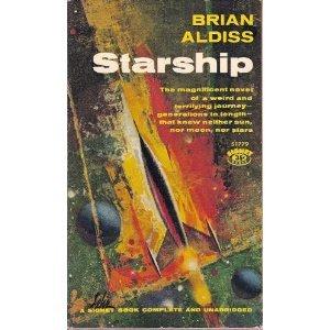 Starship by Brian Aldiss (Book) 1960