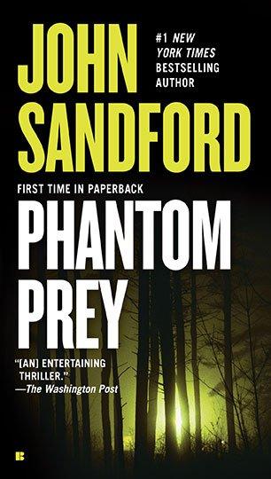 Phantom Prey by John Sandford (Book) 2009