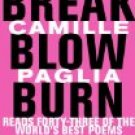 Breack Blow Burn by Camille Paglia (Book) 1995