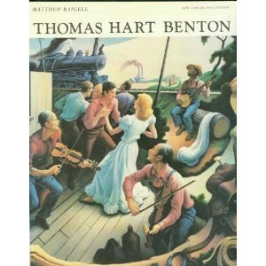 Thomas Hart Benton by Matthew Baigell (Book) 1975