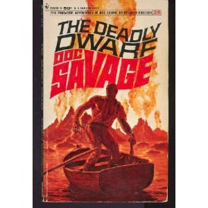 The Deadly Dwarf by Kenneth Robeson (Book) 1965