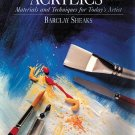 The Acrylics Book by Barclay Sheaks (Book) 1996