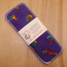 Cloth Menstrual Moon Light Pad by NEW MOON PADS - Jungle Birds