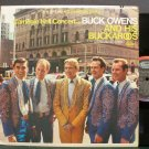 Buck Owens~Carnegie Hall Concert~ Capitol Records 1966 LP