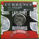 """Currency & Lil Wayne~My House~ Cash Money Records 2007 12"""""""