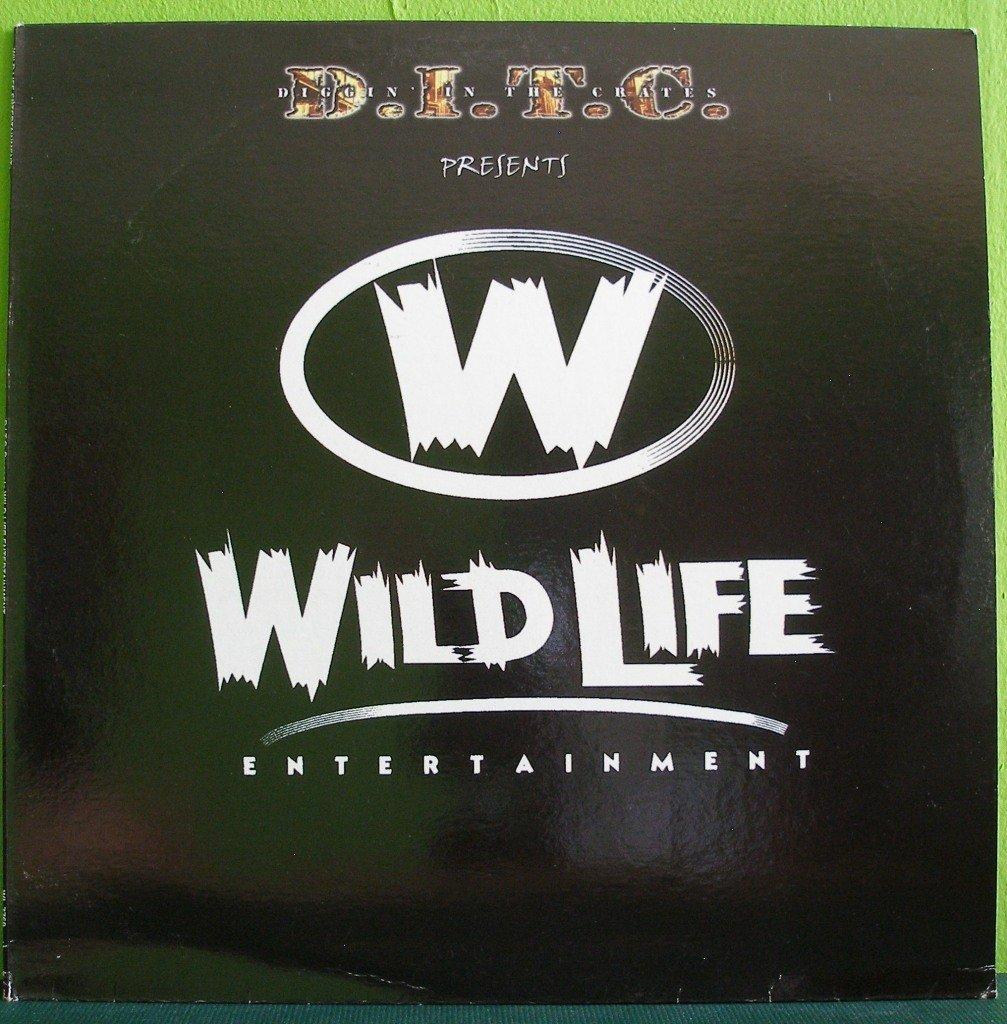 D.I.T.C.~Presents Wild Life Entertainment~ Wild Life Entertainment 2001 LP
