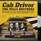 The Mills Brothers~Cab Driver~ Ranwood 1974 LP