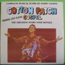 Harry Chapin~Cotton Patch Gospel~ Chapin Productions 1982 LP
