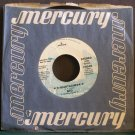 BACHMAN-TURNER OVERDRIVE~Heartaches~ Mercury 74046 1979, PROMO 45