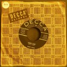 BOBBY HELMS~Hurry Baby / My Lucky Day ~ Decca 9-30976 45 VG+