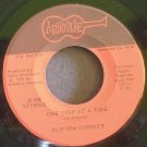 CLIFTON CHENIER~One Step at a Time / Bogalusa Boogie~ ARhoolie 45-528 1976, 45