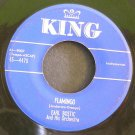 EARL BOSTIC~Flamingo / I'm Getting Sentimental~ King 45-4475 1951, 45