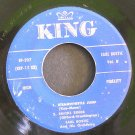 EARL BOSTIC~Steamwhistle Jump~ King EP-207 1953, 45