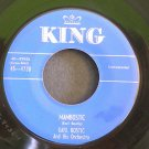 EARL BOSTIC~Mambostic / These Foolish Things ~ King 45-4730 1954, 45