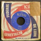 EARL BOSTIC~Ebb Tide / Hildegarde~ King 45-5301 1959, 45