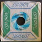 MARIANNE FAITHFULL~The Sha La La Song / Summer Nights~ London 45 LON 9780 45