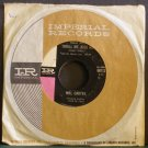 MEL CARTER~Hold Me, Thrill Me, Kiss Me~ IMPERIAL 66113 1965, 45