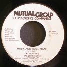 RON MCKEE & SOUTHERN STAR~Rock and Roll Man / Ghost of Another Man~ Mutual Group 003050X 45