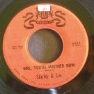 SHIRLEY & LEE~Girl, You're Married Now / Let's Live it Up~ Warwick M 679 1962, 45